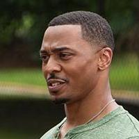Reggie Vaughnplayed by RonReaco Lee