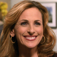 Melody Bledsoe played by Marlee Matlin