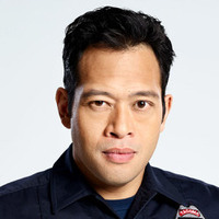 Andy played by Eugene Cordero