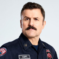 Captain Eddie Penisi played by Steve Lemme