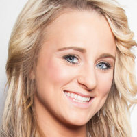 Leah Calvert  played by Leah Messer-Calvert Image