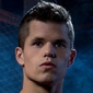 Aiden  played by Max Carver
