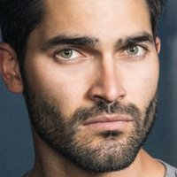 Derek Hale played by Tyler Hoechlin