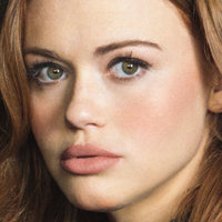 Lydia Martin played by Holland Roden