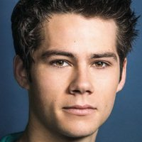 Stiles Stilinski played by Dylan O'Brien