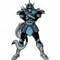 The Shredder played by Scottie Ray