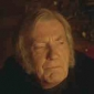 Lord Downey played by David Warner (i)