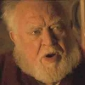Mustrum Ridcully played by Joss Ackland