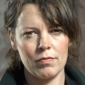 Olivia Colman played by Olivia Colman