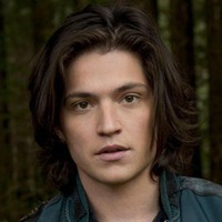 Finn Collins played by Thomas McDonell