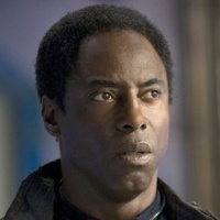 Chancellor Thelonious Jaha played by Isaiah Washington