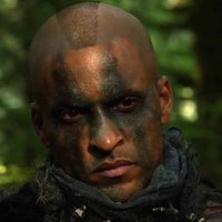 Lincoln played by Ricky Whittle