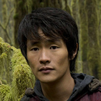 Monty Green played by Christopher Larkin