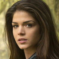 Octavia Blake played by Marie Avgeropoulos