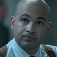 Chris Amador played by Maximiliano Hernández Image