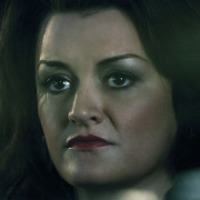 Martha Hanson played by Alison Wright