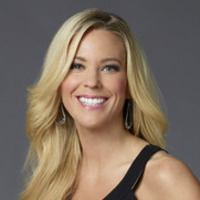 Kate Gosselin played by Kate Gosselin