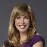 Leeza Gibbons played by Leeza Gibbons
