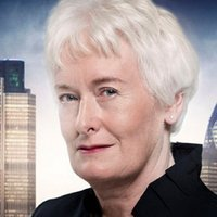 Margaret Mountford - Sir Alan's aide The Apprentice (UK)