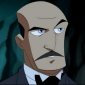 Alfred Pennyworth played by Alastair Duncan