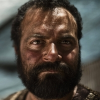 Abraham played by Gary Oliver