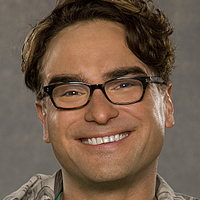 Leonard Hofstadterplayed by Johnny Galecki