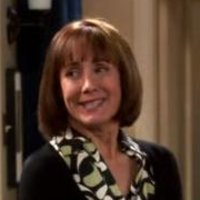 Mary Cooper played by Laurie Metcalf