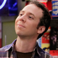Stuart played by Kevin Sussman
