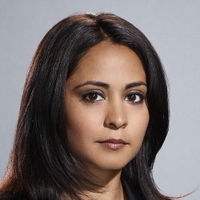 Agent Meera Malik played by Parminder Nagra