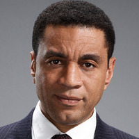 Harold Cooper played by Harry Lennix
