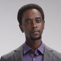 Matias Solomon played by Edi Gathegi