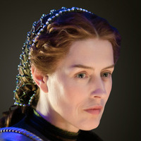 Caterina Sforza played by Gina McKee