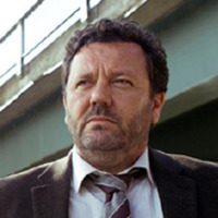 Detective Inspector Mike Shepherd played by Neill Rea
