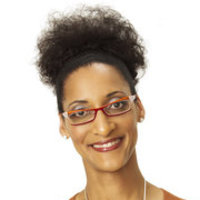 Carla Hall played by Carla Hall