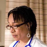 Dr. Rebecca Dioliplayed by S. Epatha Merkerson