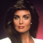 Monica Colby played by Tracy Scoggins