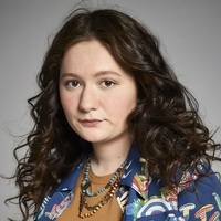 Harris Conner-Healy played by Emma Kenney