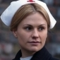 Irena Sendler played by Anna Paquin