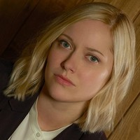 Dr. Sophie Forbin played by Georgina Haig