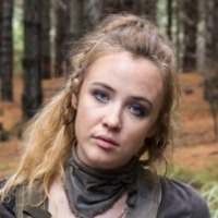 Rose played by Greta Gregory
