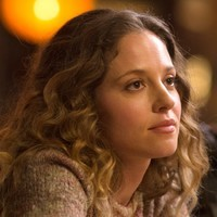 Abby Parker played by Margarita Levieva