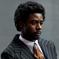 C.C. played by Gary Carr