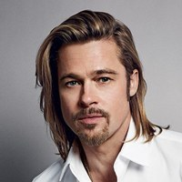 Brad Pitt played by Brad Pitt