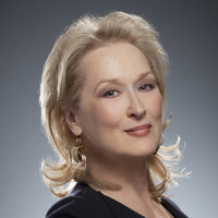 Meryl Streep played by Meryl Streep