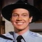 Deputy Enos Strate played by Sonny Shroyer