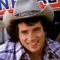 Luke Duke played by Tom Wopat