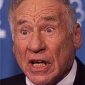 Blond-Haired Cartoon Man played by Mel Brooks