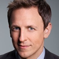 Hostplayed by Seth Meyers