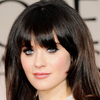 Zooey Deschanel The Emmy Awards