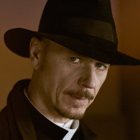Father Marcus Keane played by Ben Daniels